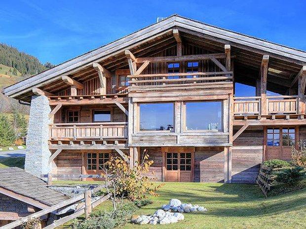 Chalet in Megève, Auvergne-Rhône-Alpes, France 1
