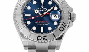 Rolex Yacht-Master 126622, Baton, 2019, Very Good, Case material Steel, Bracelet materi