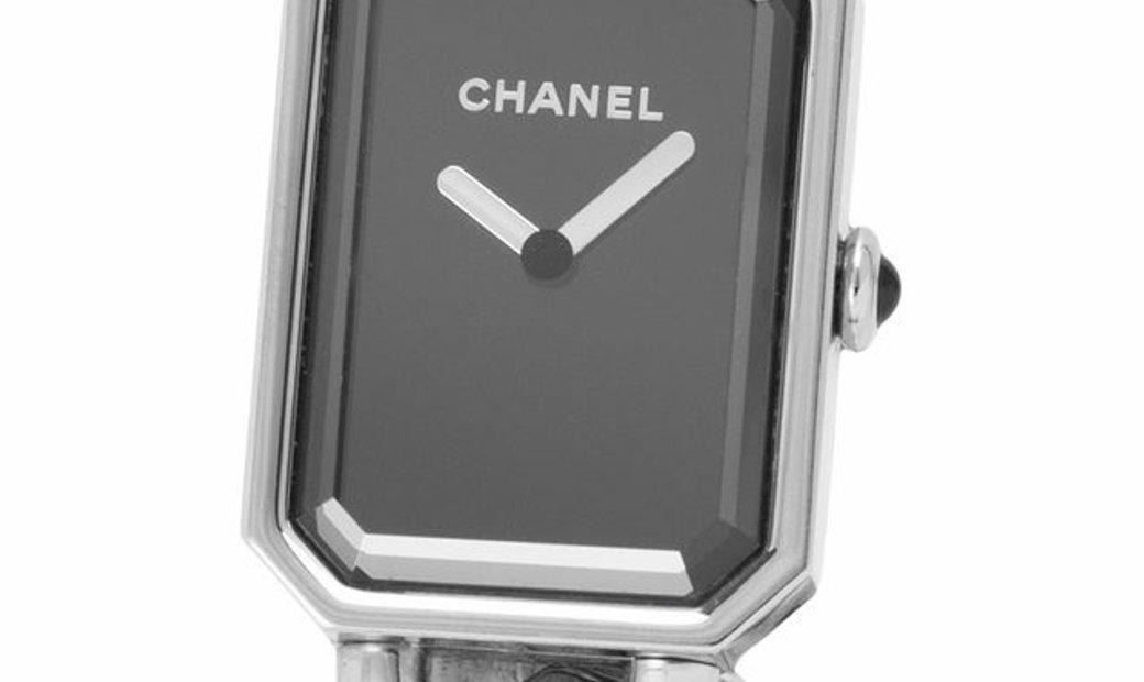 Chanel Premiere Chaine   H3250, Plain, 2019, Very Good, Case material Steel, Bracelet m