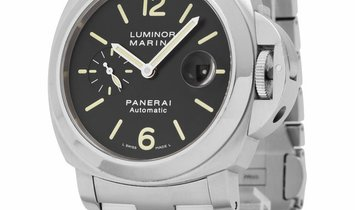 Panerai Luminor Marina PAM00299, Baton, 2009, Very Good, Case material Steel, Bracelet