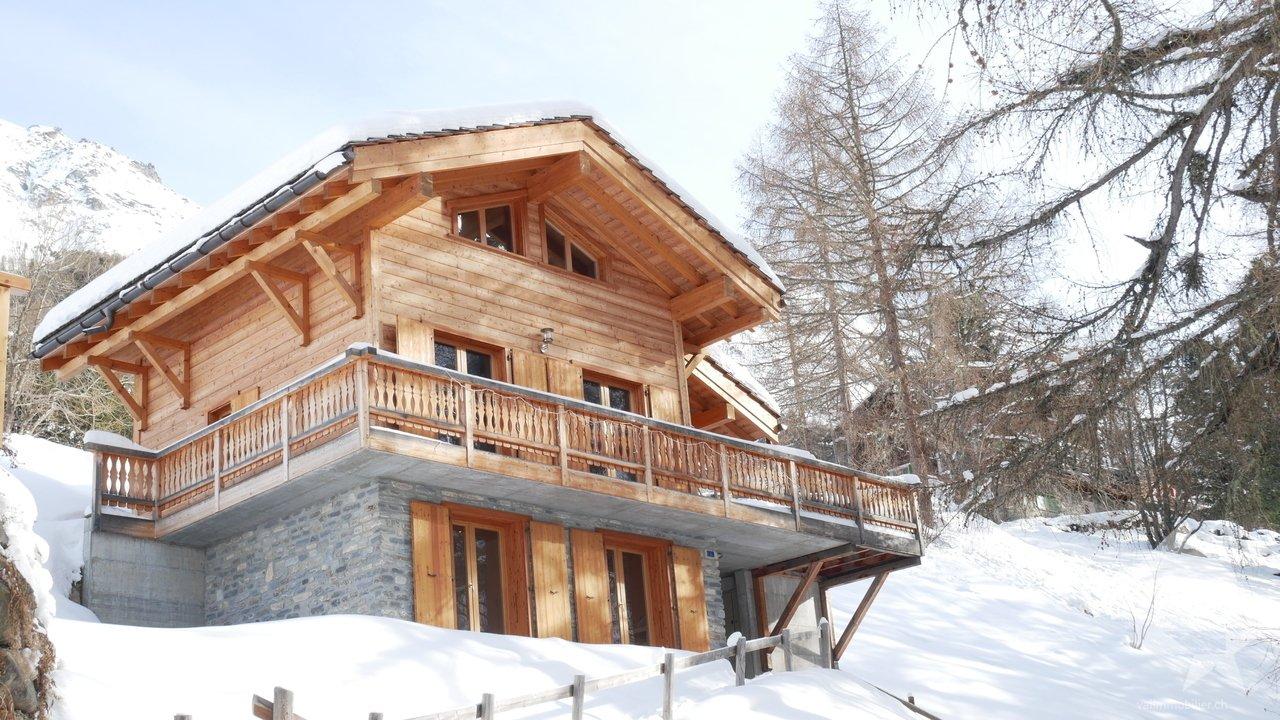 Chalet in Zinal, Valais, Switzerland 1