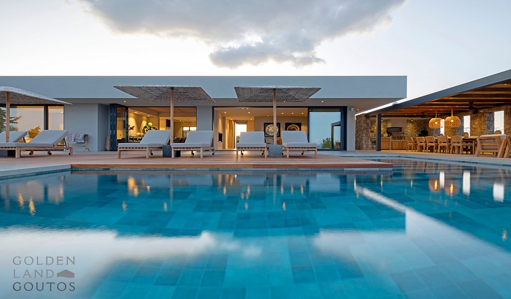 Villa in Porto Cheli, Decentralized Administration of Peloponnese, Western Greece and the Ionian, Greece 1 - 11076976