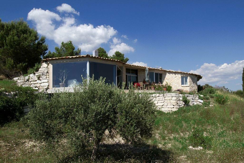 House in Murs, Provence-Alpes-Côte d'Azur, France 1