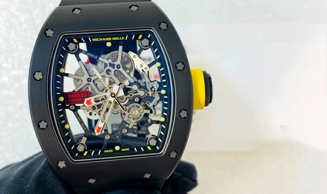 Richard Mille [OPEN DATE][LIMITED 50 PIECE] RM 035 Americas