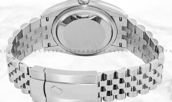 Rolex Datejust 36 126234-0019 White Rolesor Diamond Set White Mother-Of-Pearl Dial