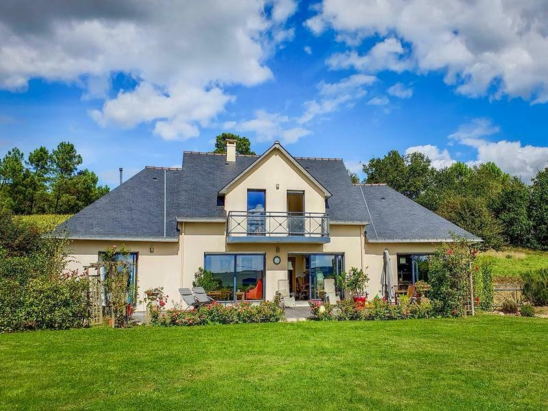 House in Béganne, Brittany, France 1