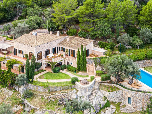 Villa in Deià, Balearic Islands, Spain 1