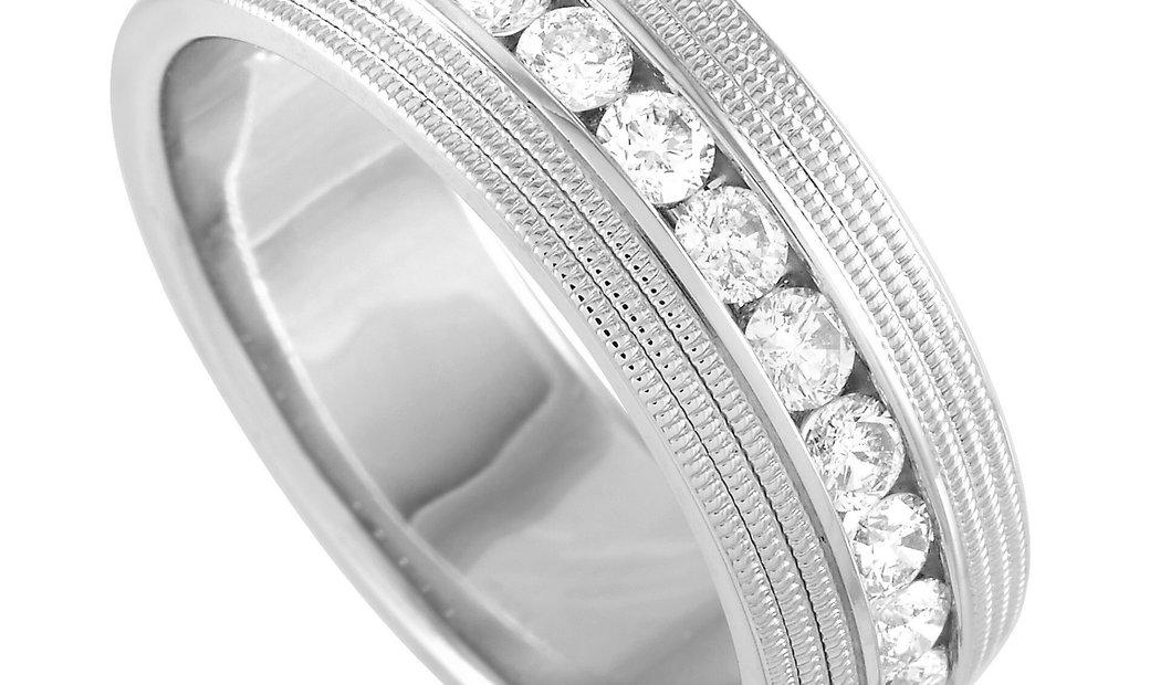 LB Exclusive LB Exclusive 14K White Gold 0.75 ct Diamond Ring