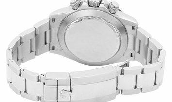 Rolex Daytona 116500LN, Baton, 2016, Very Good, Case material Steel, Bracelet material: