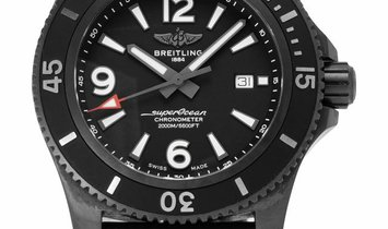 Breitling SuperOcean II Automatic 46 M17368B71B1S1, Baton, 2019, Good, Case material St