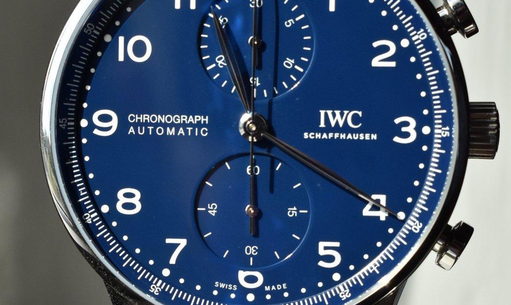 IWC Portugieser 150 Year Anniversary Ltd. Edition Chronograph
