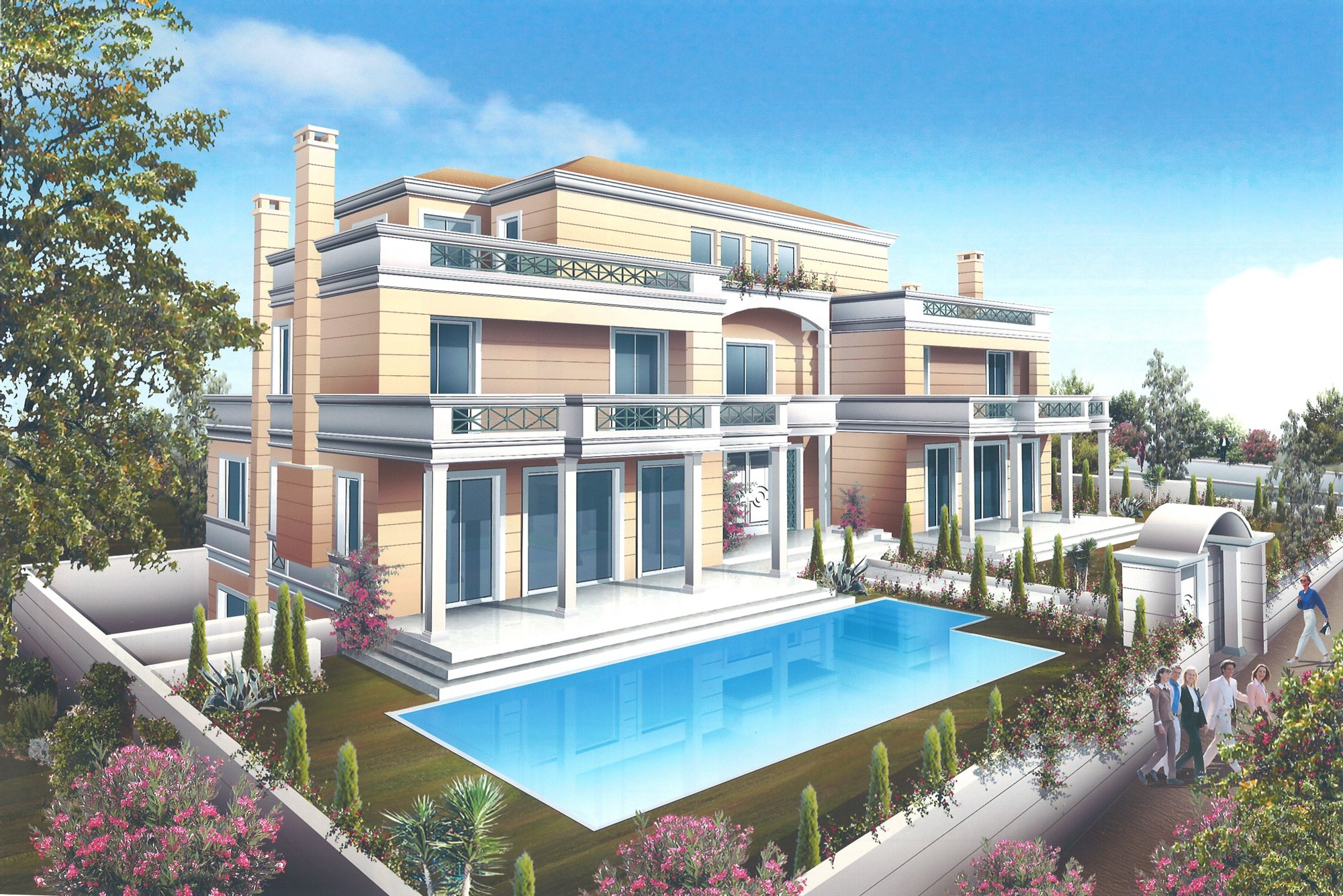 Villa in Voula, Decentralized Administration of Attica, Greece 1 - 11160133