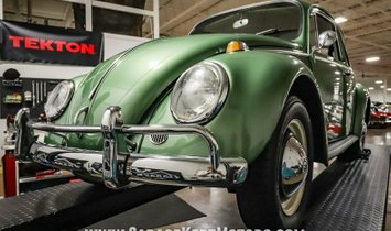1966 Volkswagen Beetle
