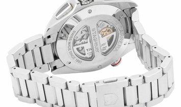 TAG Heuer Grand Carrera CAV5115.BA0902, Baton, 2014, Good, Case material Steel, Bracele