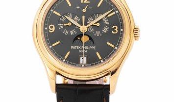 Patek Philippe Complications 5146J-010, Baton, 2011, Very Good, Case material Yellow Go
