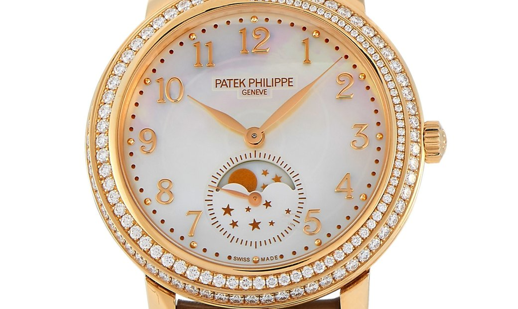 Patek Philippe Patek Philippe Complications Moon Phases Watch 4968R-001