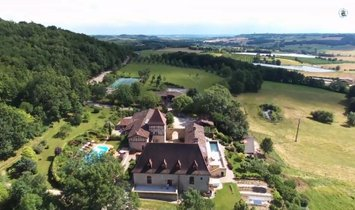 Country House in Pinel-Hauterive, Nouvelle-Aquitaine, France 1