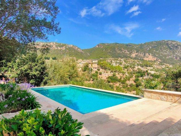 Villa in Valldemossa, Balearic Islands, Spain 1