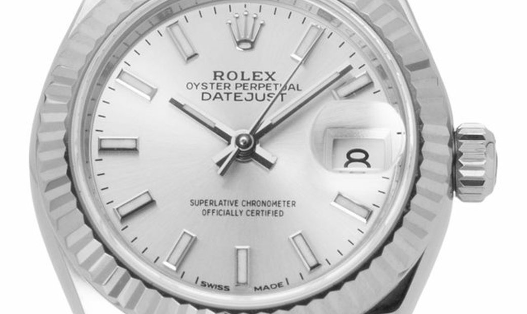Rolex Lady-Datejust 279174, Baton, 2019, Very Good, Case material Steel, Bracelet mater