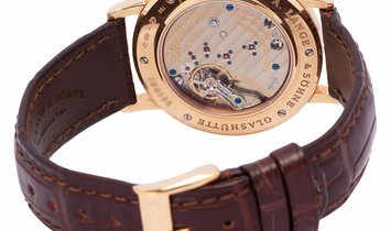 A. Lange & Söhne Saxonia 215.033, Baton, 2011, Very Good, Case material Rose Gold, Brac
