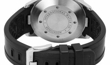 IWC Aquatimer IW356805, Baton, 2010, Very Good, Case material Steel, Bracelet material: