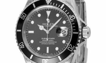 Rolex Submariner 16610, Baton, 1991, Good, Case material Steel, Bracelet material: Stee