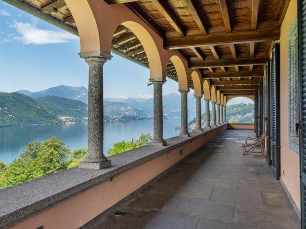 House in Mandello del Lario, Lombardy, Italy 1