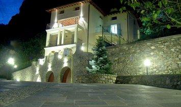 House in Vercana, Lombardy, Italy 1