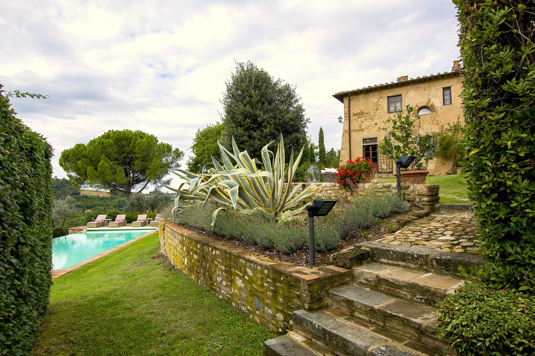 House in San Casciano In Val di Pesa, Tuscany, Italy 1 - 10745851