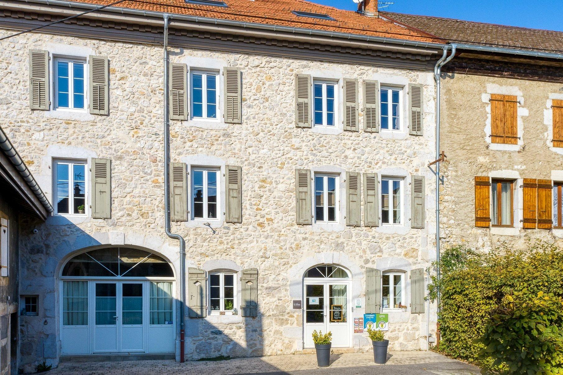 House in Collonges, Auvergne-Rhône-Alpes, France 1
