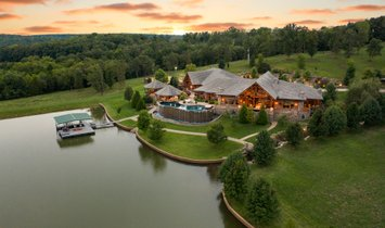 Фермерское ранчо в Брамли, Миссури, Соединенные Штаты Америки 1