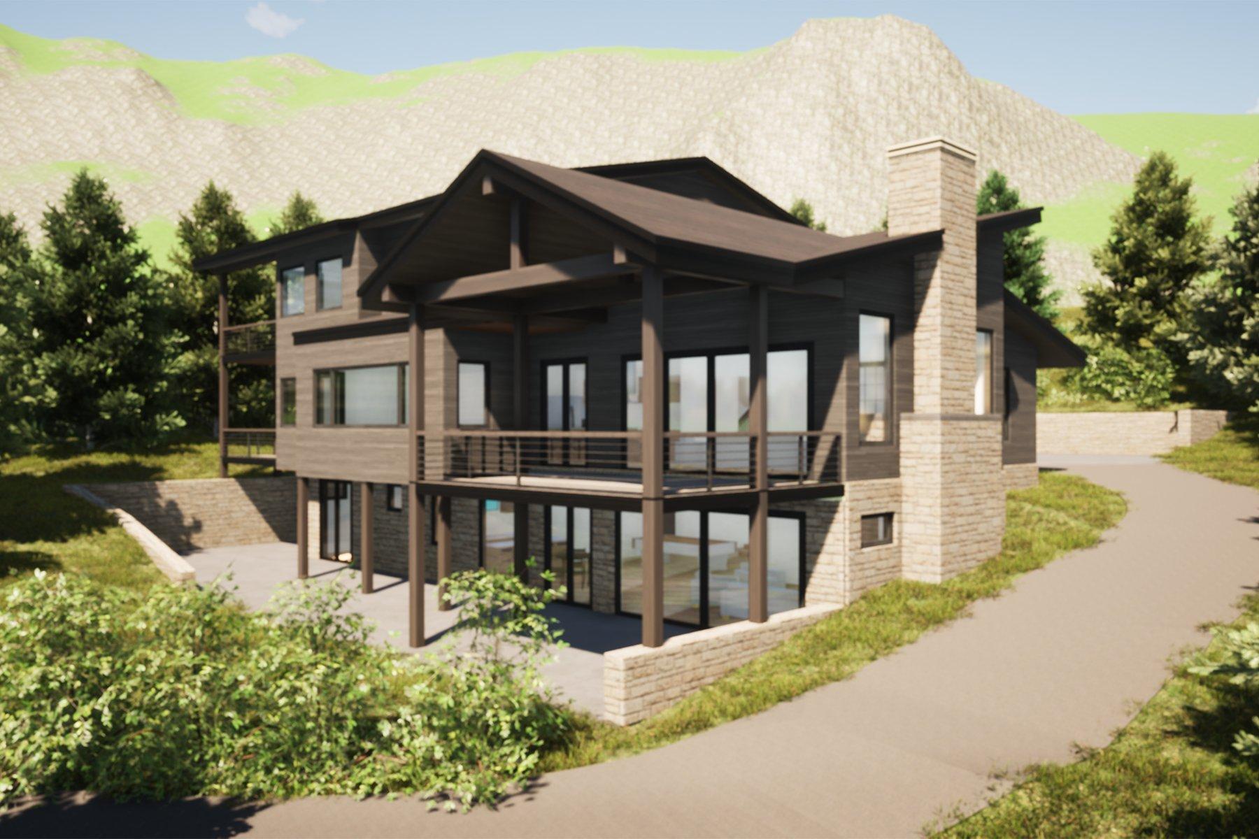 House in Teton Village, Wyoming, United States 1