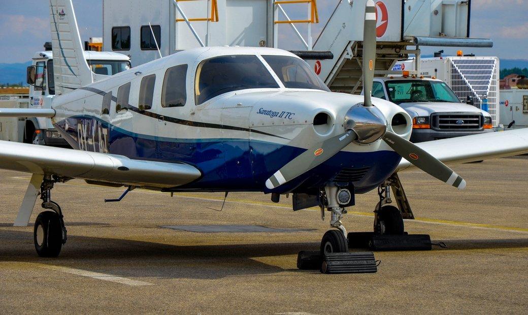 Piper PA32R Saratoga II Turbo Charged - TC-ESS