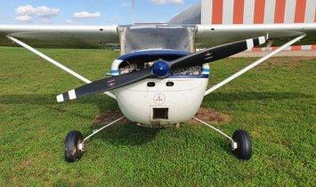 Cessna C150 Taildragger G-AWAX