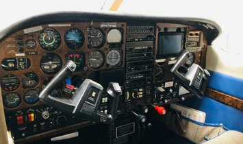 Cessna P210 Presurised D-EIKC