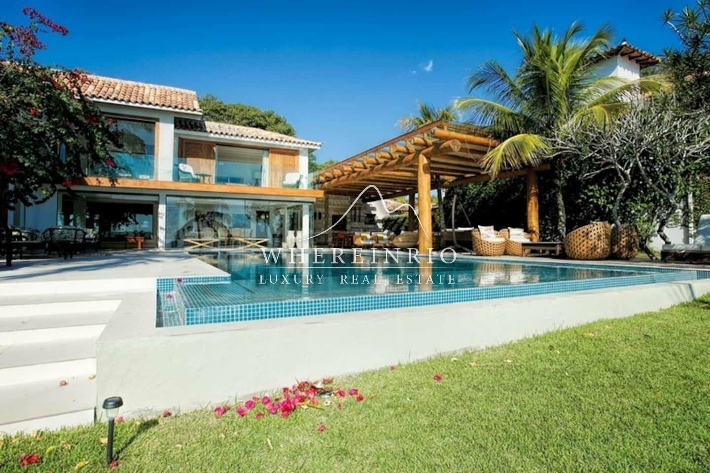Villa in Armação dos Búzios, State of Rio de Janeiro, Brazil 1