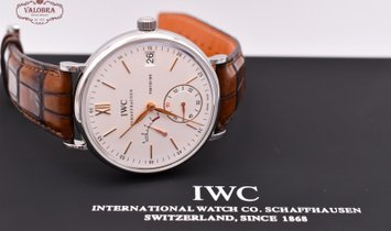 IWC Portofino Eight Days Hand Wound
