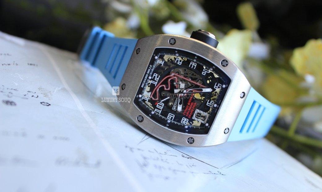 Richard Mille RM010 Abu Dhabi Grand Prix Special Edition