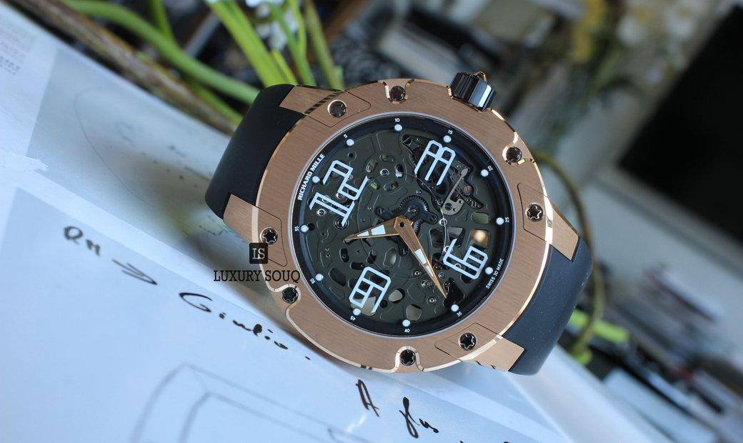 Richard Mille Extra Flat RM033