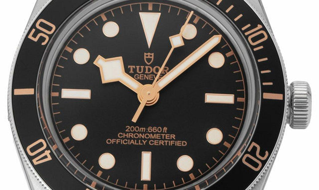 Tudor Black Bay Fifty-Eight 79030N, Baton, 2019, Unworn, Case material Steel, Bracelet