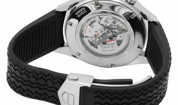 TAG Heuer Carrera CV2A1M.FT6033, Baton, 2014, Very Good, Case material Steel, Bracelet