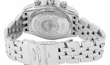 Breitling Chronomat Evolution A13356, Baton, 2007, Very Good, Case material Steel, Brac