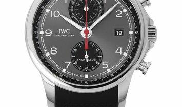 IWC Portugieser IW390503, Arabic Numerals, 2017, Very Good, Case material Steel, Bracel