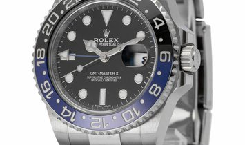 Rolex GMT-Master II 116710BLNR, Baton, 2019, Very Good, Case material Steel, Bracelet m