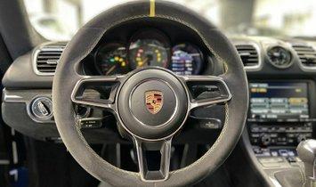 2016 Porsche Cayman GT4 Coupe 2D