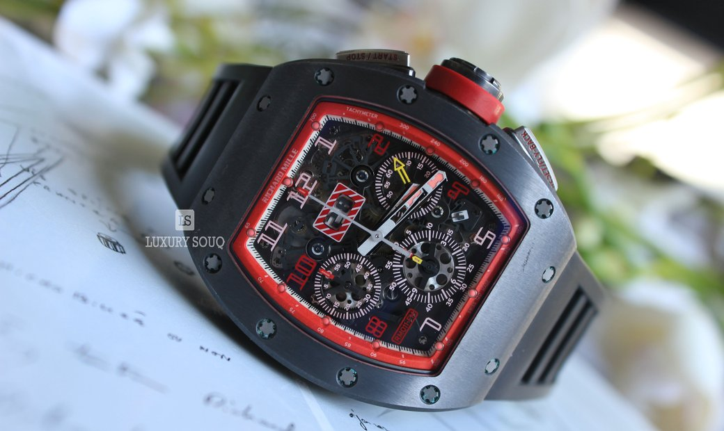 Richard Mille RM11 Singapore Limited Edition
