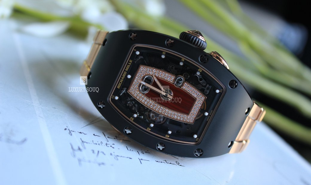 Richard Mille RM037 RG-TZP Black Ceramic