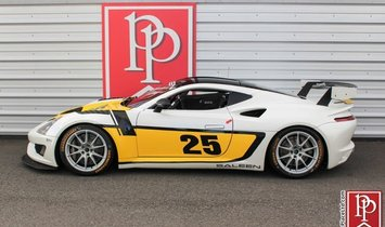 Saleen S1 Cup Car