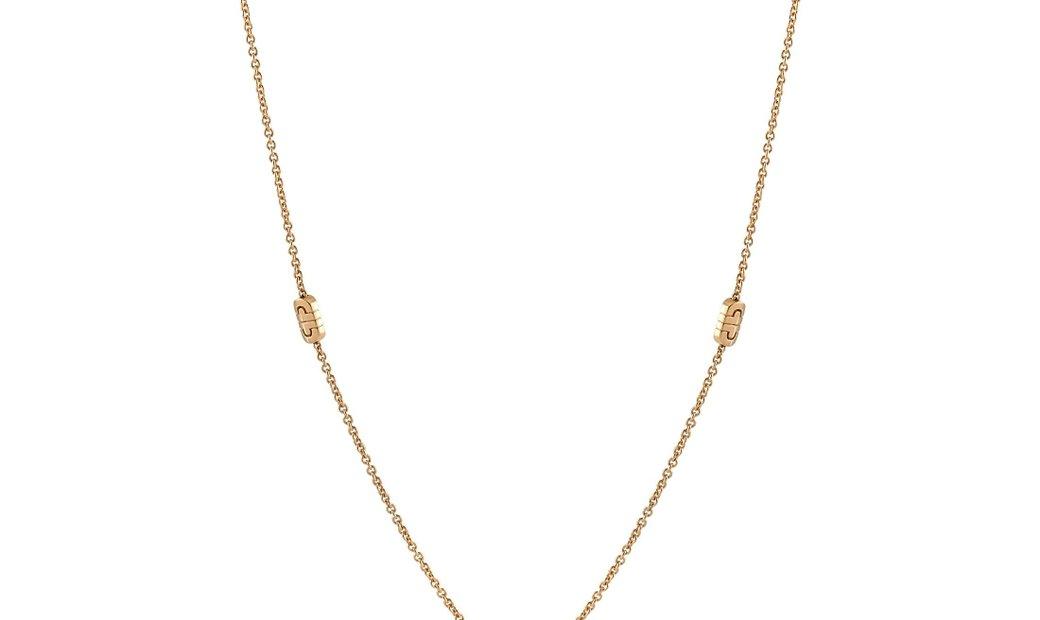 Bvlgari Bvlgari Parentesi 18K Yellow Gold Necklace