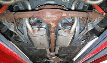 1986 Ford Mustang SVO